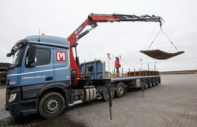 Rionet levering
